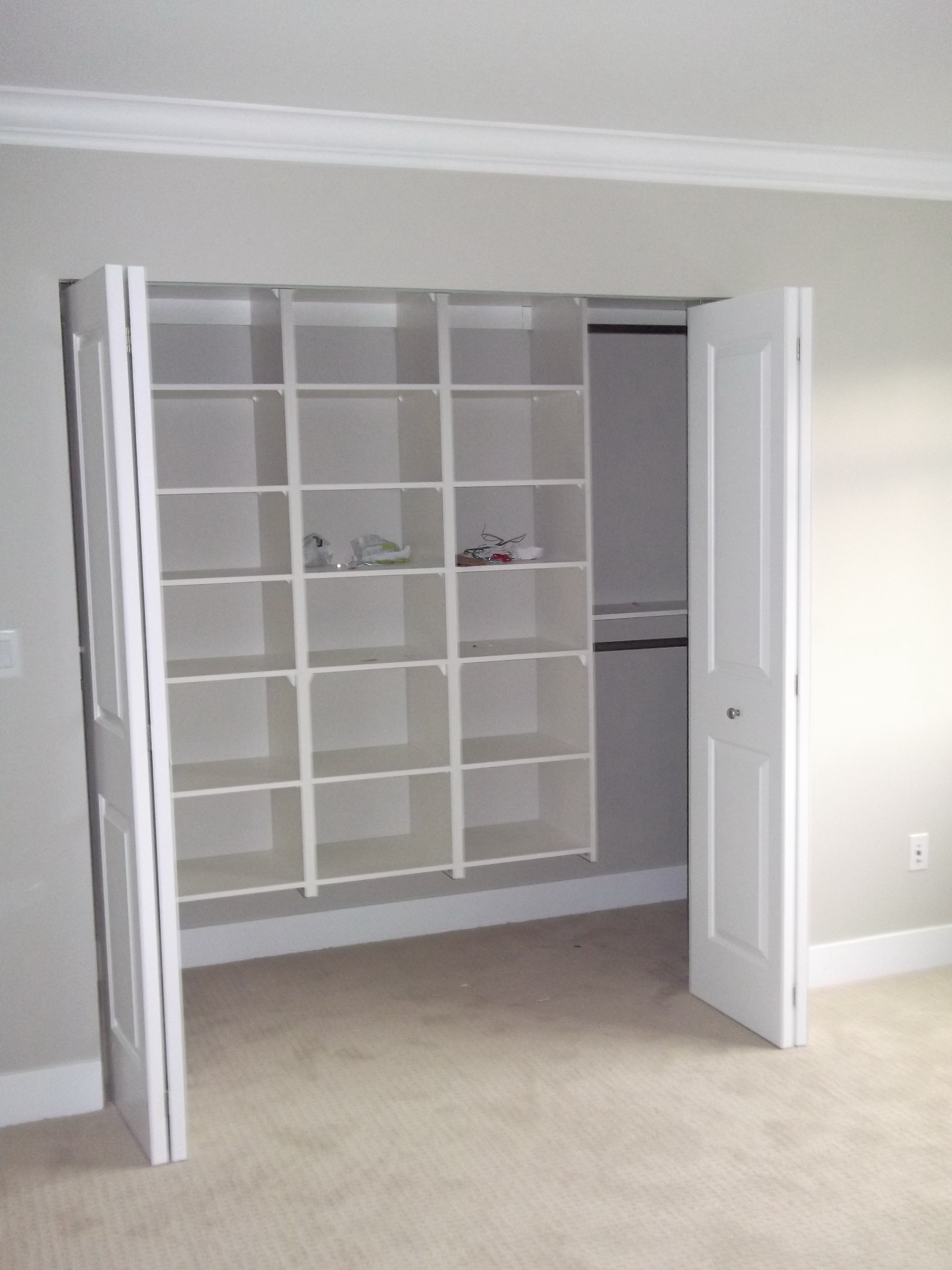 Appletree cabinets closet organizers Pictures of closet organizers